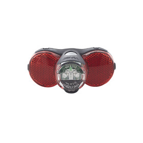 Busch + Müller D-Toplight XS permanent Oświetlenie czerwony/czarny